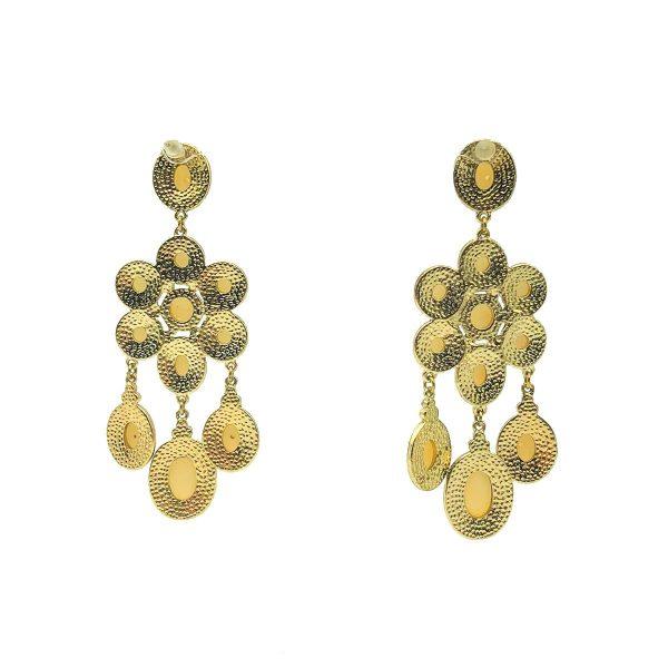 Vintage Monet Cascade Earrings