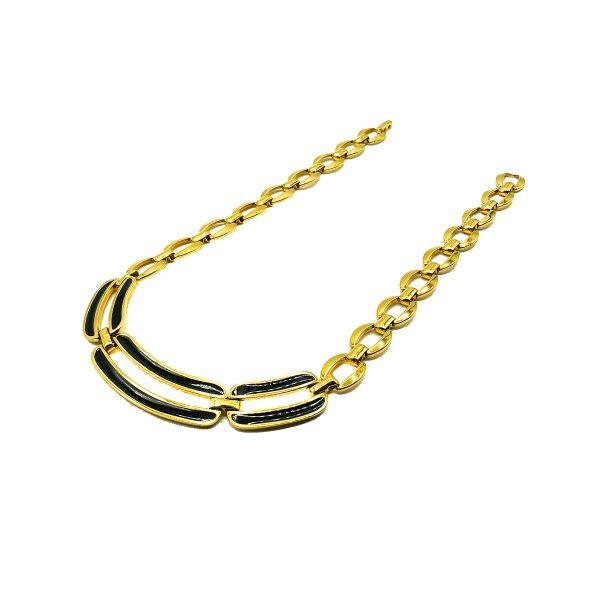 Vintage Napier Bar Necklace