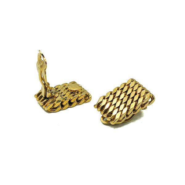 Vintage Weave Earrings