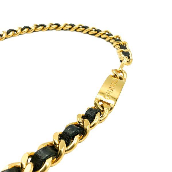 Vintage Chanel Logo Belt