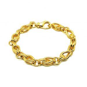 Vintage Grosse Link Bracelet