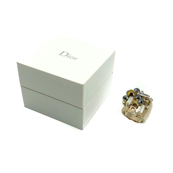 Vintage Dior Modernist Ring