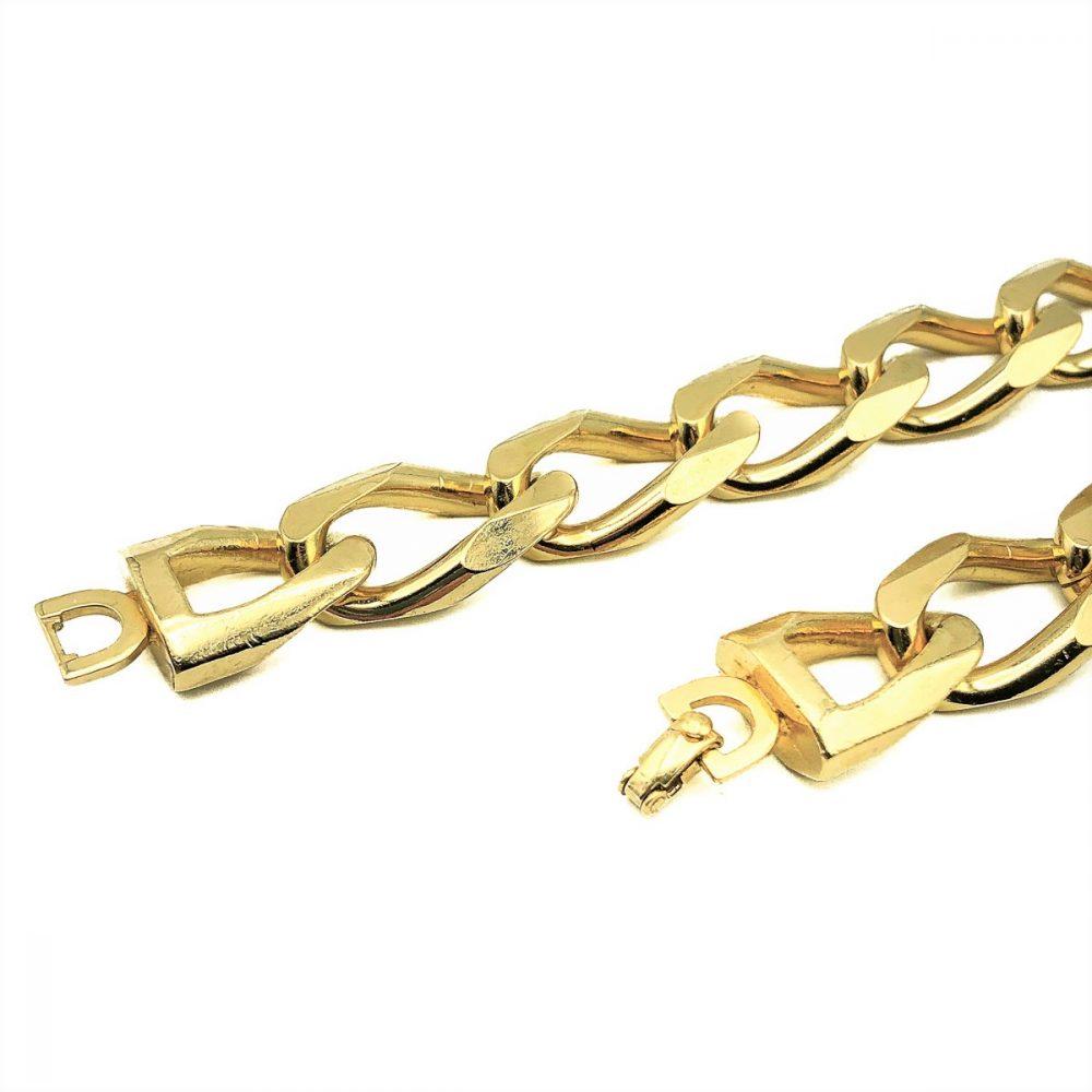 Vintage Dior Chunky Link Chain