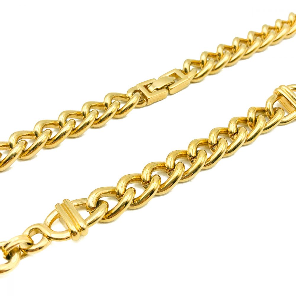Vintage Monet Fancy Link Chain