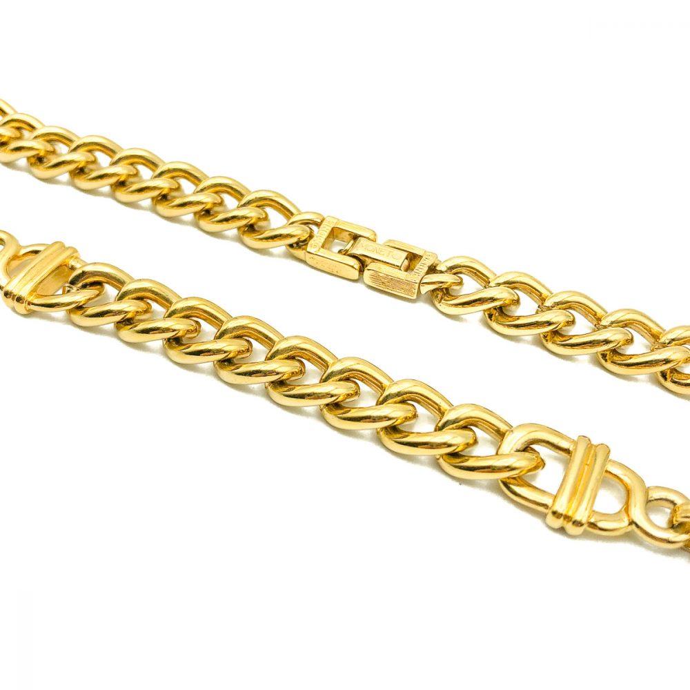 Vintage Monet Fancy Link Chain