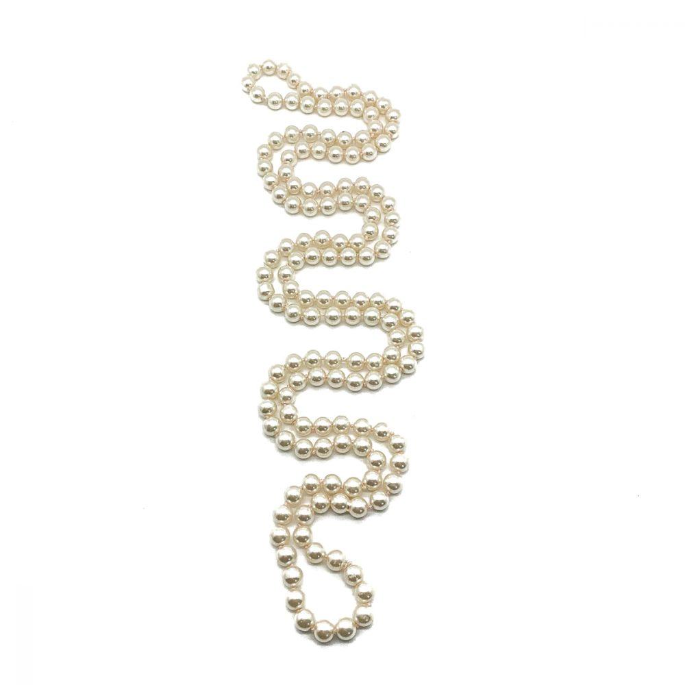 Vintage Pearl Rope Opera