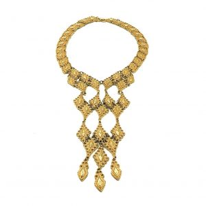 Vintage DOrlan Bib Necklace