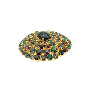 Vintage Dior Burst Brooch