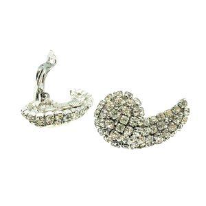 Vintage Dior Wing Earrings