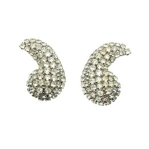 Vintage Dior Wing Earrings