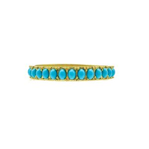 Vintage Turquoise Bangle