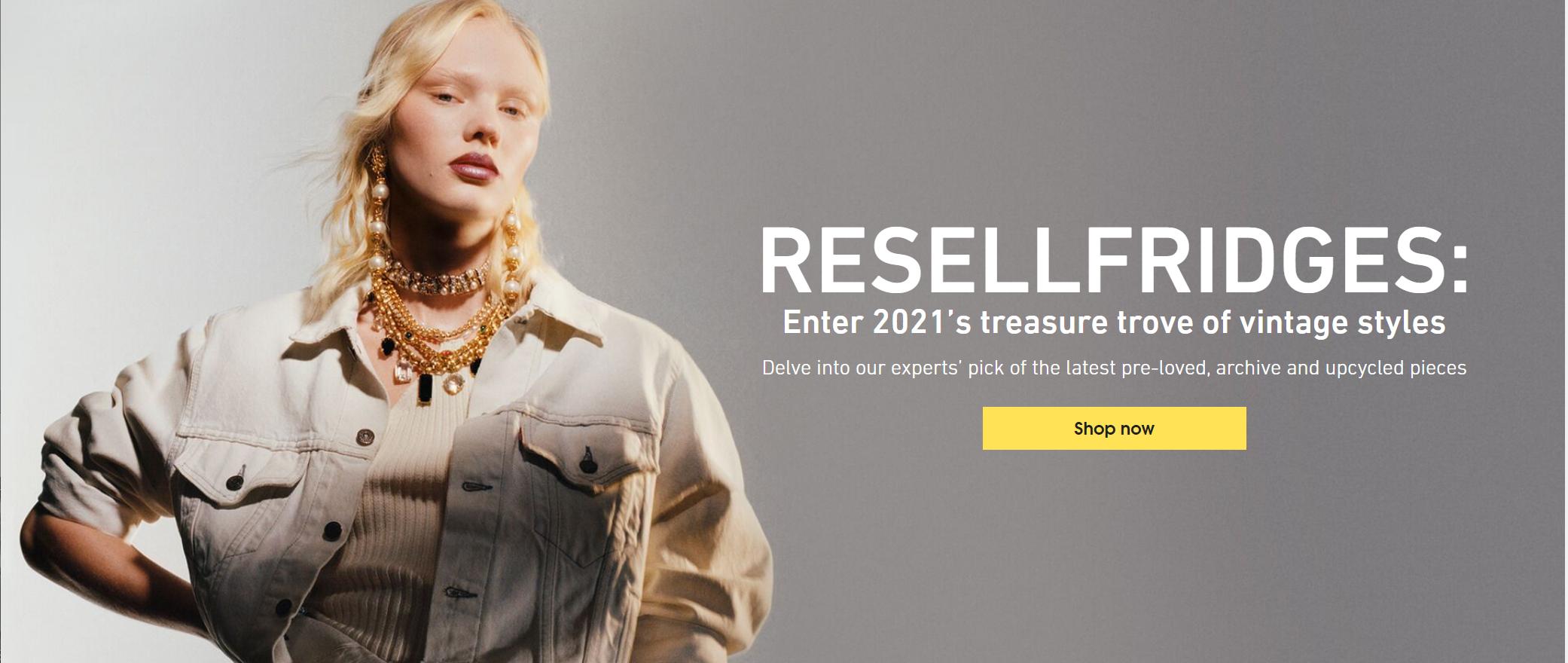 Selfridges 2021 Project Earth Featuring Jennifer Gibson Jewellery