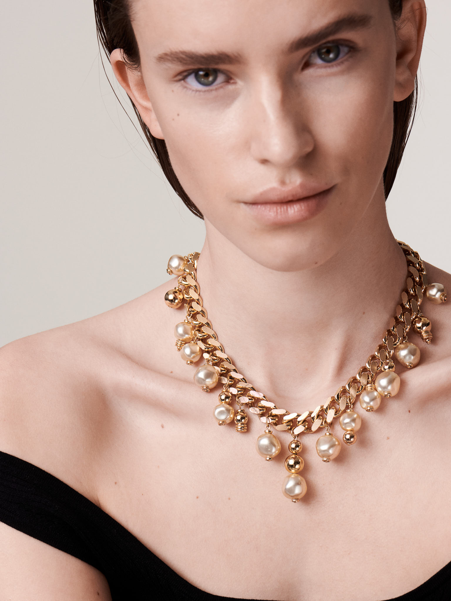 Jennifer Gibson Jewellery at Finematter Dior Necklace