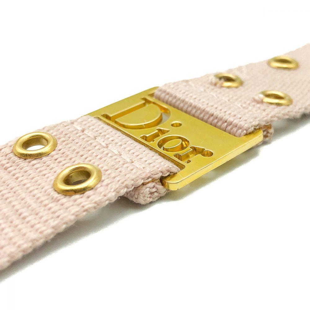 Dior Logo Strap Bracelet