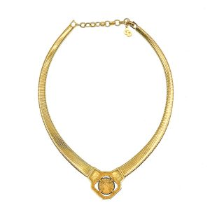Vintage Dior Lapis Necklace