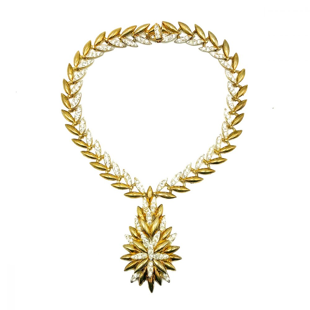 Vintage Sardi Necklace Suite