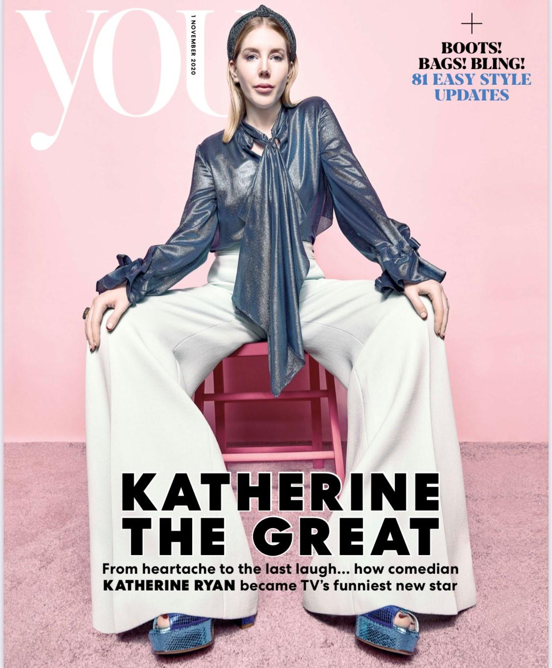 Katherine Ryan YOU MAG Nov 20 Jennifer Gibson Jewellery