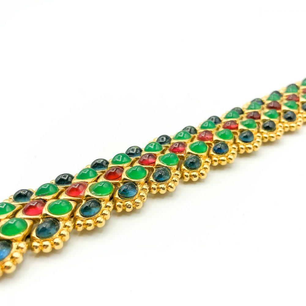 Vintage Carven Paris Bracelet