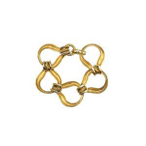 Vintage Dior Link Bracelet