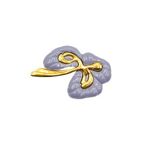 Vintage Givenchy Flower Brooch
