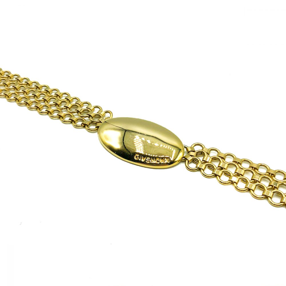 Vintage Givenchy Chain Necklace