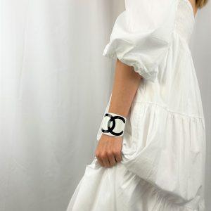 Jennifer Gibson Jewellery Vintage Chanel Cuff