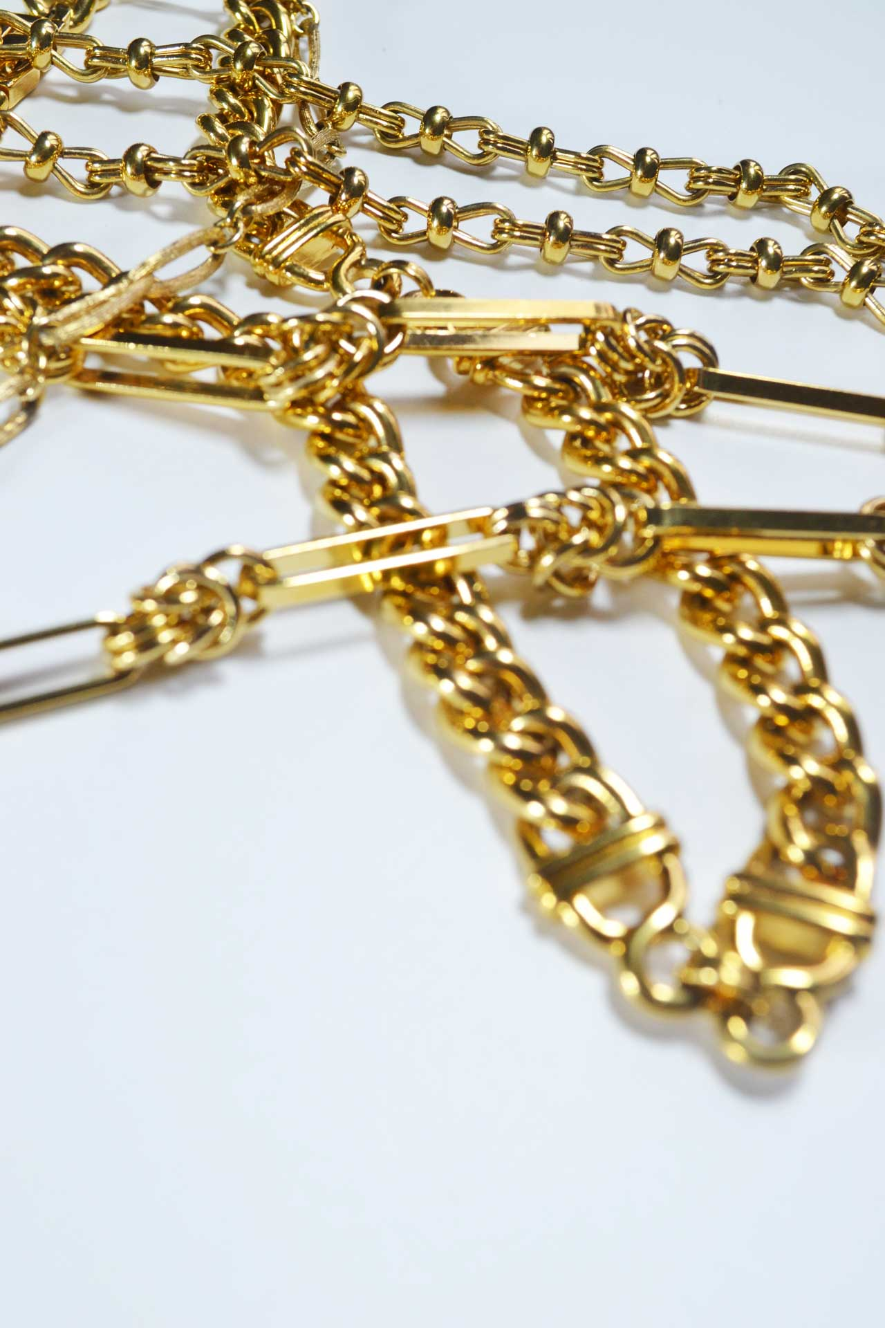 Jennifer Gibson Jewellery Insane Chains Collection