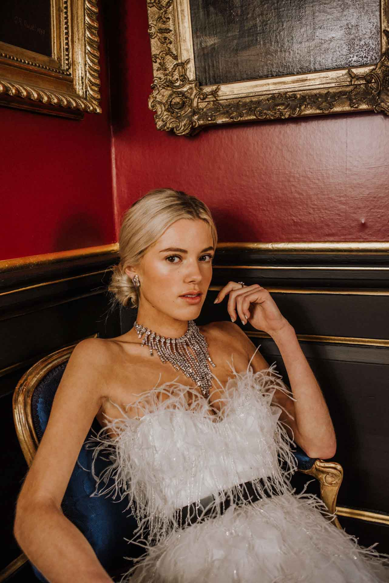 Jennifer Gibson Jewellery Vintage Bridal Collection