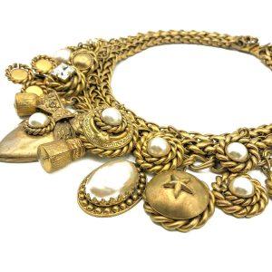 Vintage Butler & Wilson Charm Necklace