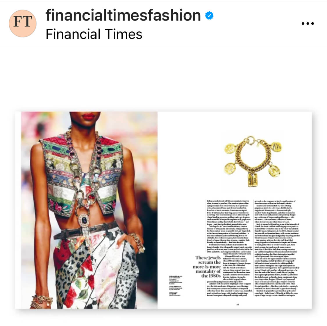 The FT The Art of Fashion May 2021 (3)-Jennifer Gibson Jewellery