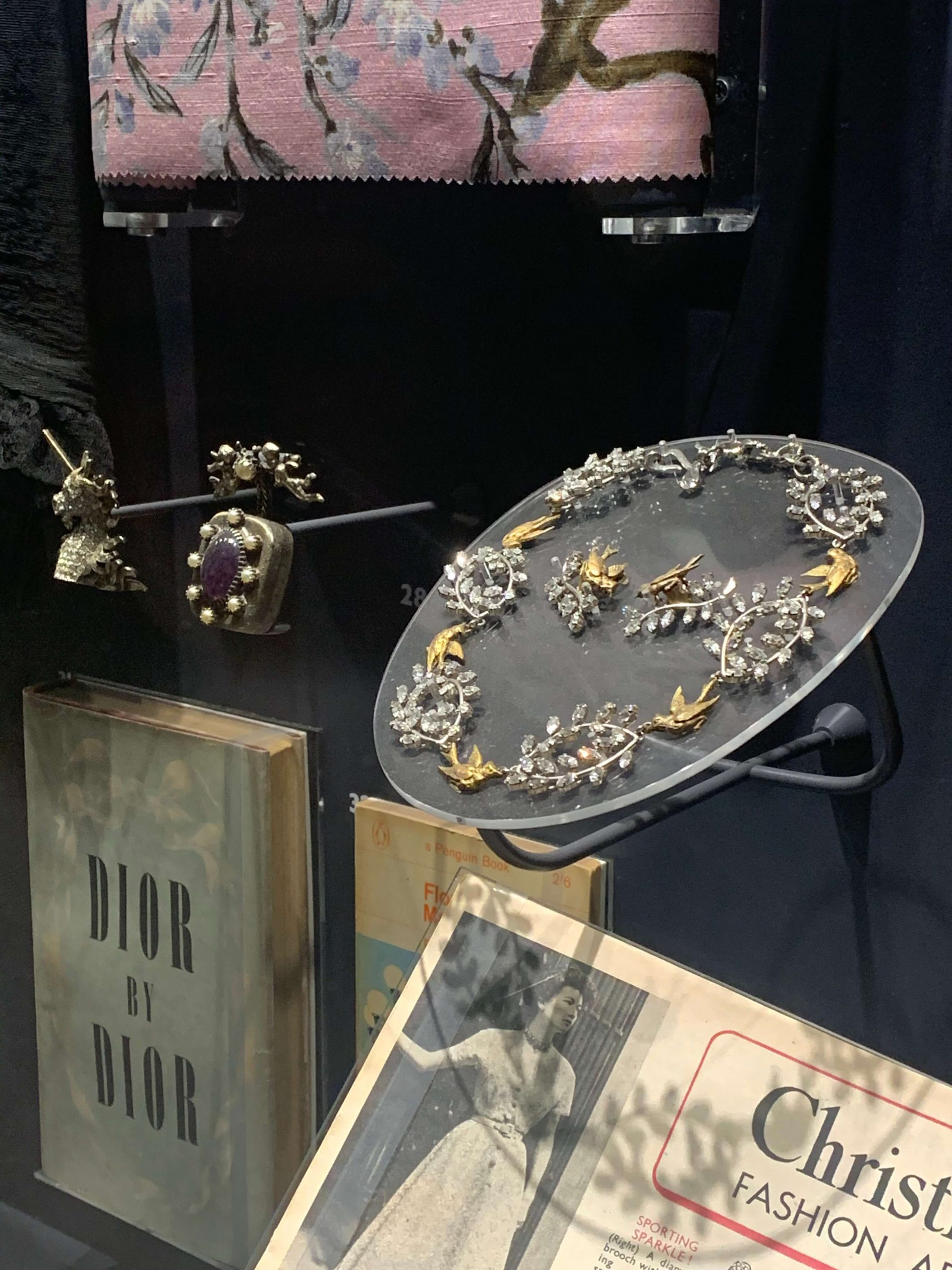 Jennifer Gibson Jewellery - Reflections of an Iconic Dior Exhibition
