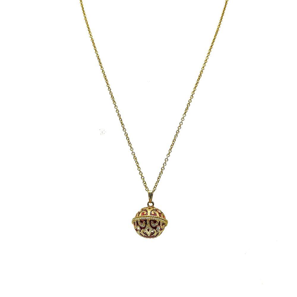Monet Bauble Necklace