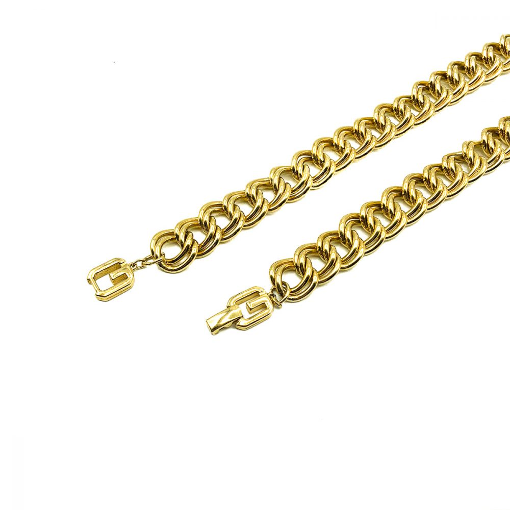 Vintage Givenchy Chunky Chain
